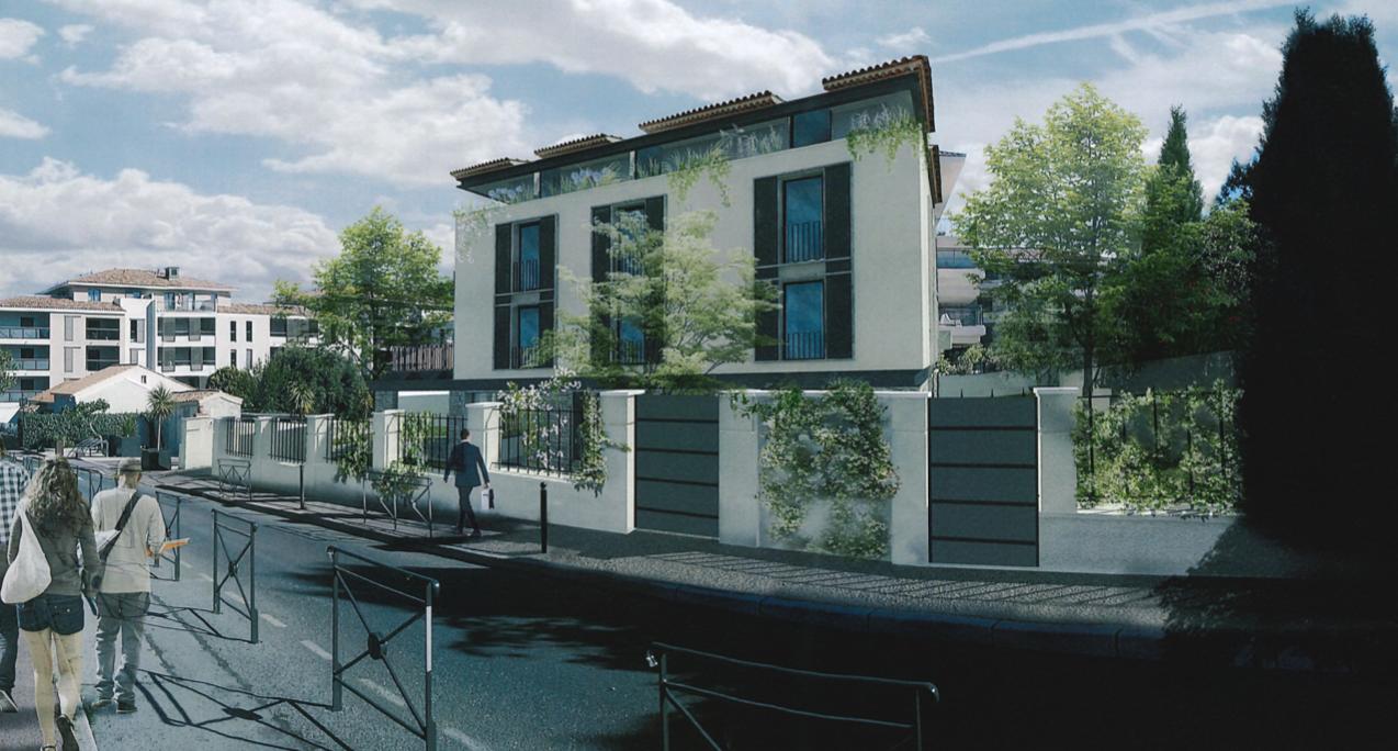 Résidence Montaigne - Centre Village - St Tropez