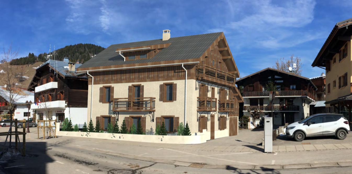 Résidence Magellan - Centre Village - Megève