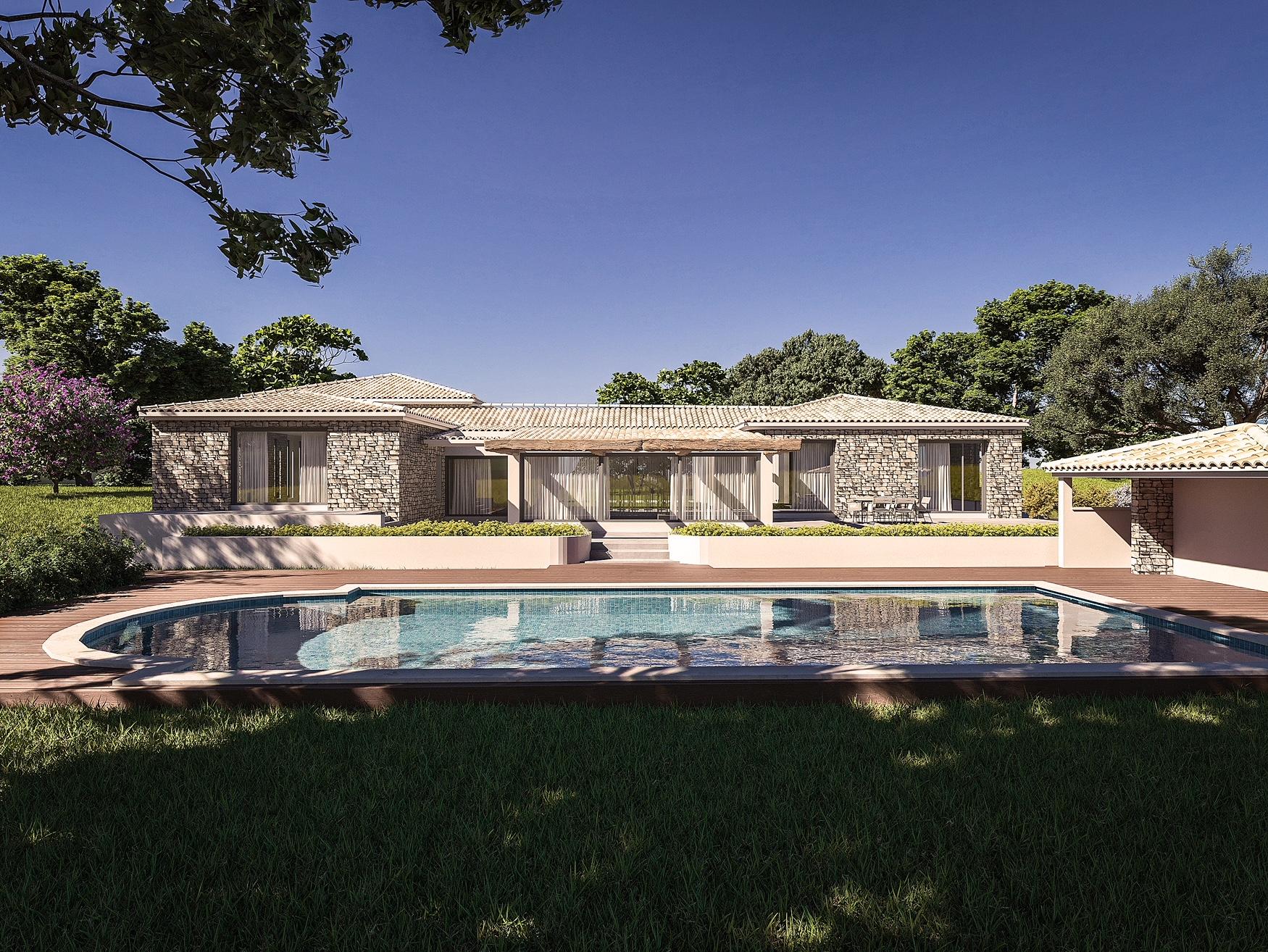 Villa Montmorency - St Tropez